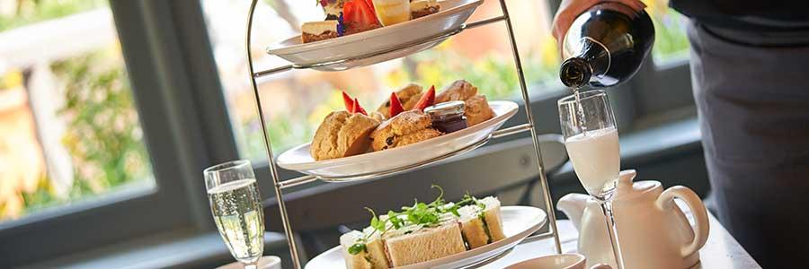 Indulgent Afternoon Tea Spa Break