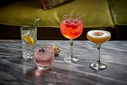 The Connaught Gin Bar